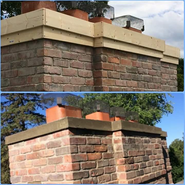 Easy Home Improvement Chimney Amp Brick Repair In Royal